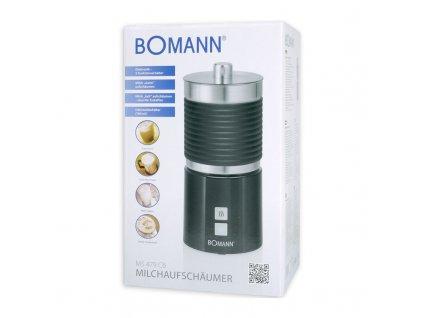 Pěnič mléka Bomann MS 479 CB černý