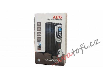 Olejový radiátor AEG RA 5587