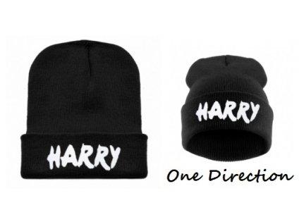 Čepka čepice One Direction Harry