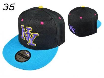 Skate kšiltovka čepka NY BARCLEYS AMERICAN CAP