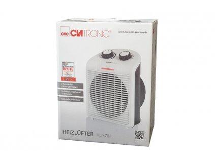 Teplovzdušný ventilátor Clatronic HL 3761