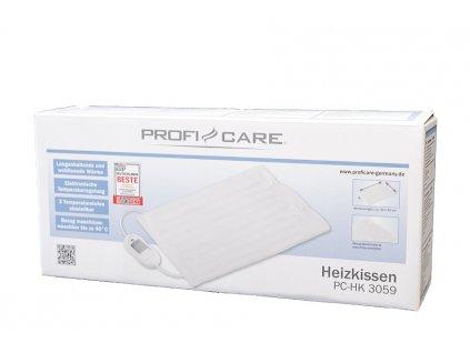 Vyhřívací dečka ProfiCare PC-HK 3059 bílá