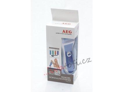Bruska na nohy AEG PHE 5642 modrá