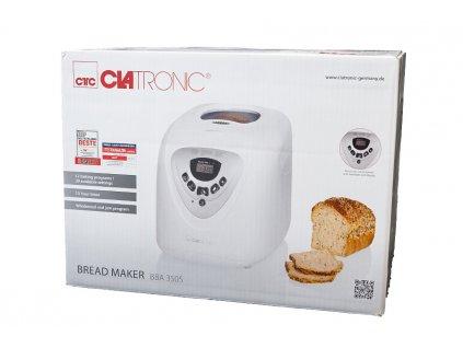 Domácí pekárna Clatronic BBA 3505