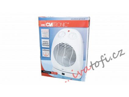 Horkovzdušný ventilátor Clatronic HL 3377
