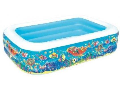 Bazén rodinný nafukovací Bestway 54120 229x152x56 cm