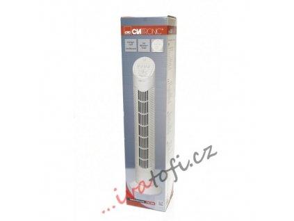 Sloupový stojanový ventilátor Clatronic T-VL 3546