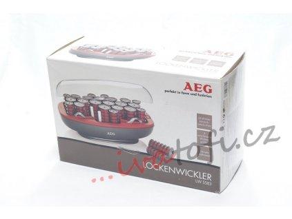 Natáčky do vlasů AEG LW 5583