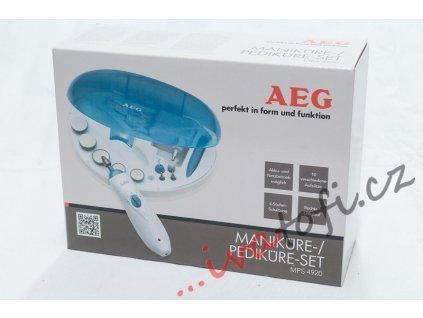 Sada pro manikúru a pedikúru AEG MPS 4920