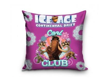 Polštářek povlak na polštář Doba Ledová Ice Age