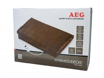 Elektrická vyhřívací deka AEG WZD 5648