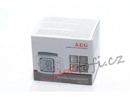 Digitální zápěstní tlakoměr/pulsoměr AEG BMG 5610