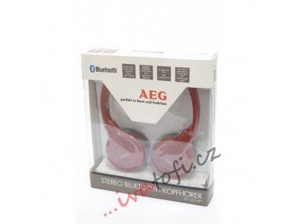 Bezdrátová sluchátka AEG KH 4223 BT BLUETOOTH A2DP