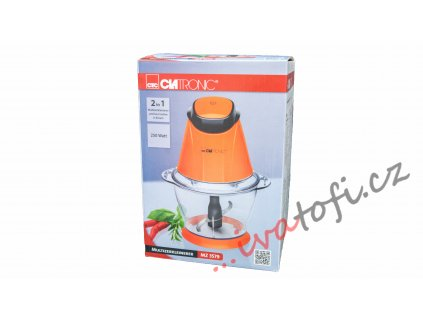 Multikrouhač mixér Clatronic MZ 3579 oranžový