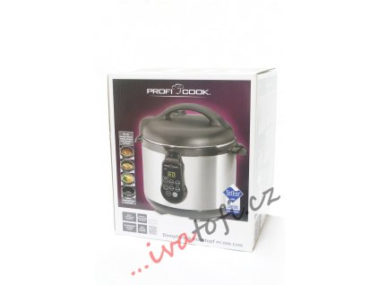 Tlakový hrnec Profi cook PC-DDK 1048