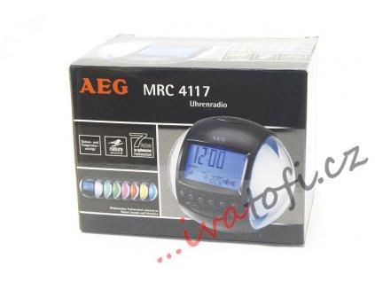 Radiobudík AEG MRC 4117