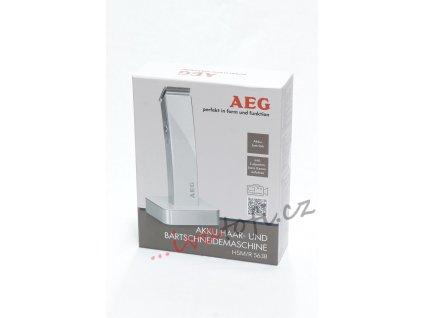 Zastřihovač vlasů a vousů AEG HSM/R 5638, bílá