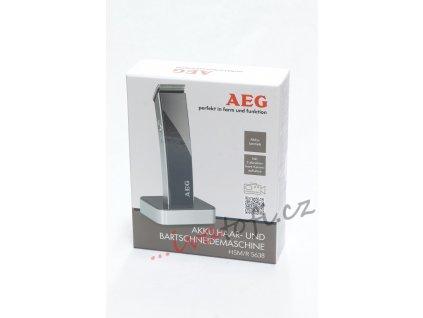 Zastřihovač vlasů AEG HSM/R 5638 BK černá