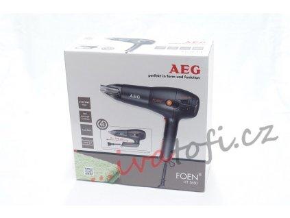 Vysoušeč vlasů s automatickým navíjením kabelu AEG HT 5650