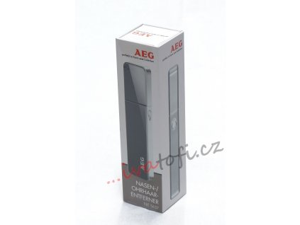 Zastřihovač chloupků AEG NE 5637/BK