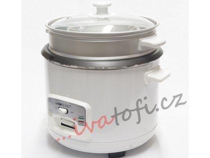 Rýžovar a parní hrnec Clatronic RK 3566