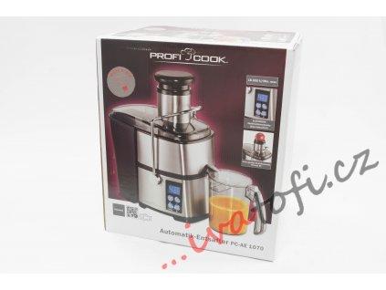 Automatický odšťavňovač Profi cook PC-AE 1070