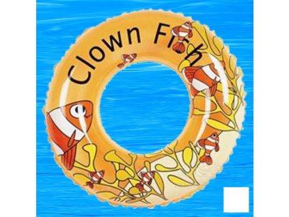Bestway 36011 Nafukovací kruh do vody 51 cm oranžový