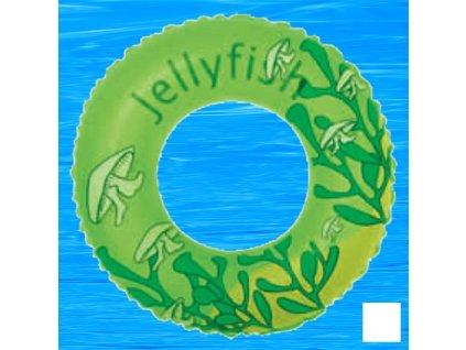 Bestway 36011 Nafukovací kruh do vody 51 cm zelený