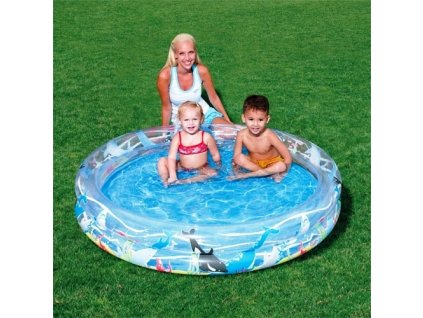 Nafukovací bazén Bestway 51006 122x20cm