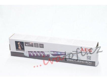 Kulma na vlasy AEG HC 5672 spirálová