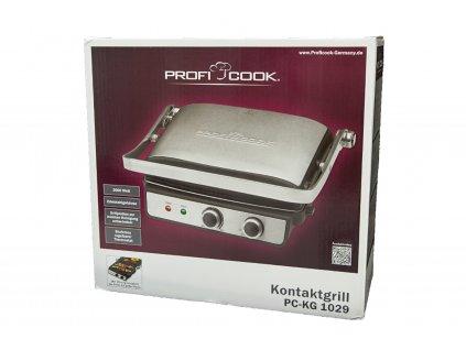 Elektrický gril Profi Cook PC- KG 1029