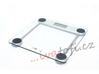Digitální skleněná osobní váha BOMANN PW 1417