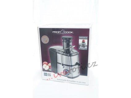 Automatický odšťavňovač Profi cook PC-AE 1069