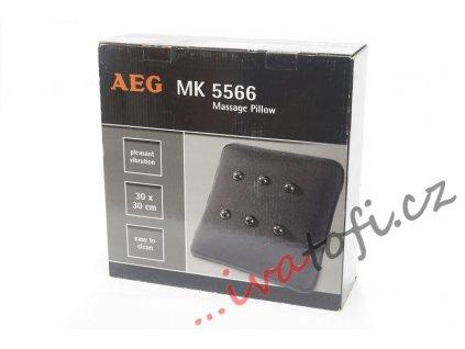 Vibrační masážní polštář AEG MK 5566