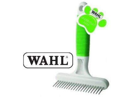 Hřeben pro odstranění línající srsti a vyčištění podsady srsti Wahl 858457-016