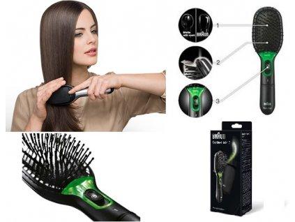 Kartáč na vlasy Braun Satin Hair 7 IONTEC BR710