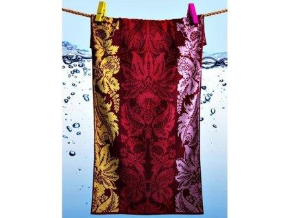 Plážová osuška ručník Sweet Home Andropol 74x152