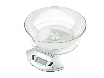 Kuchyňská váha s mísou Zelmer ZKS14100