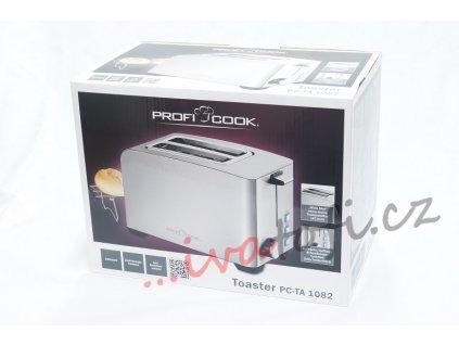 Toustovače Profi Cook PC TA 1082
