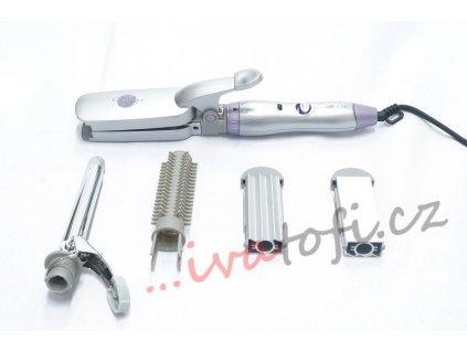 Žehlička na vlasy Clatronic MC 3020
