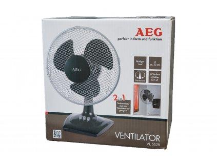 Stolní ventilátor AEG VL 5528