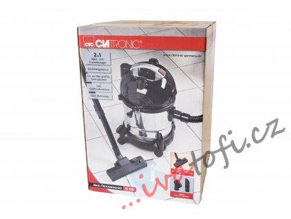 Vysavač Clatronic BS 1285 pro suché i mokré vysávání
