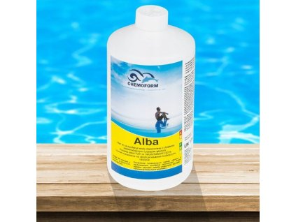 Bazénová chemie Alba gel