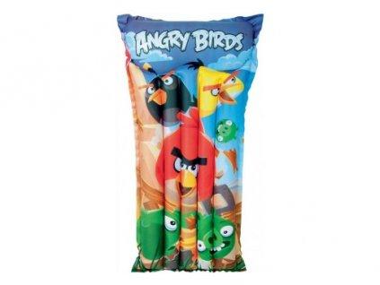 Nafukovací lehátko Angry Birds Bestway 96104 119x61 cm