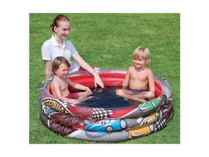 Nafukovací dětský bazén Speedway Friends Bestway 51114