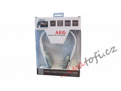 Sluchátka AEG KH 4225 bílé