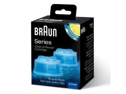Braun CCR 2 Clean Renew 2ks čistící kazeta