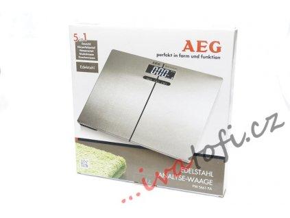 Osobní analyzační váha AEG PW 5661