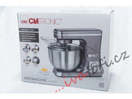 Kuchyňský robot Clatronic KM 3647 titan