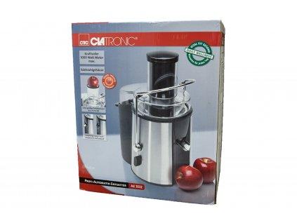 Automatický odšťavňovač CLATRONIC AE 3532 1000 W